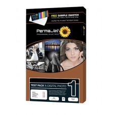 Digital Photo Test Pack A4